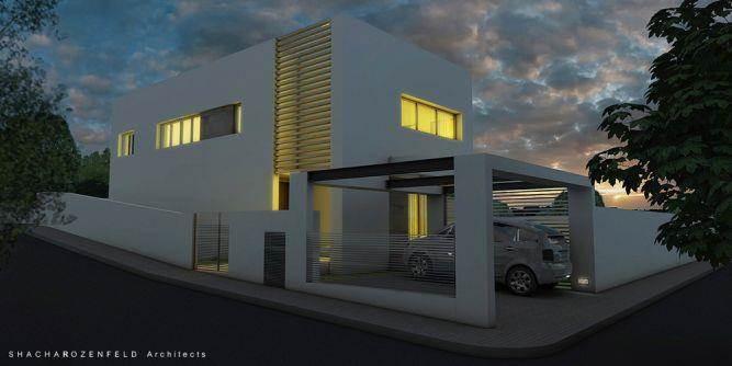 בית פרטי בשרון, יעל שחר אדריכלים