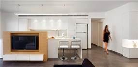 מטבח בעיצוב שחר רוזנפלד אדריכלים
