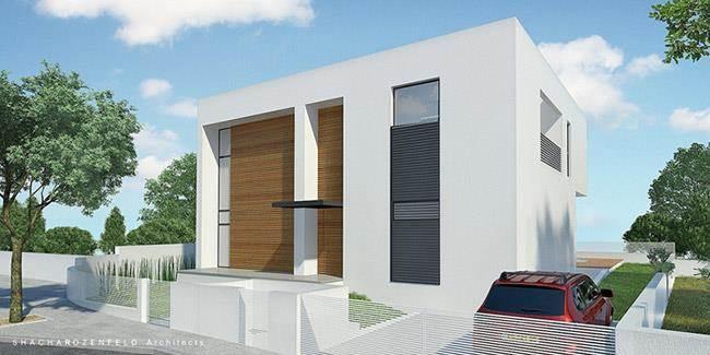 בית פרטי באירוס, שחר רוזנפלד אדריכלים