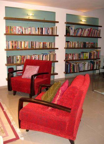 סלון בבית בתל אביב, עיצוב קרן מזור