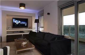 דירה באזורי חן | עיצוב: שמרית קאופמן - סטודיו פרטים