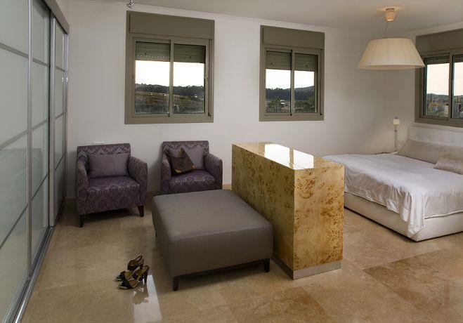 עיצוב דירה באזורי חן | עיצוב: שמרית קאופמן - סטודיו פרטים