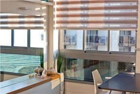 דירת נופש  בעיצוב: שמרית קאופמן ויונית סבטאלו