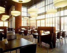 """מסעדת מגדל """"אדגר"""" בתכנון סטודיו גד"""