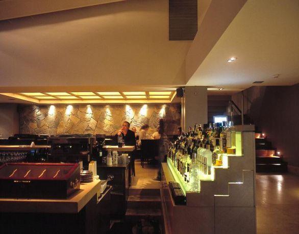 """מסעדת """"רוקה"""" הרצליה בתכנון סטודיו גד"""