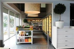 מסעדת ''ציפורה'' רמת השרון, בתכנון סטודיו גד