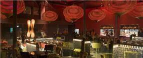 SASAZO Club מועדון ואולם אירועים בפראג בתכנון סטודיו גד