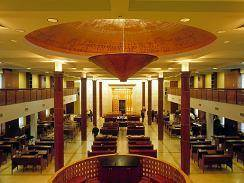 בית הכנסת ''בית מנחם'' במוסקבה בתכנון סטודיו גד