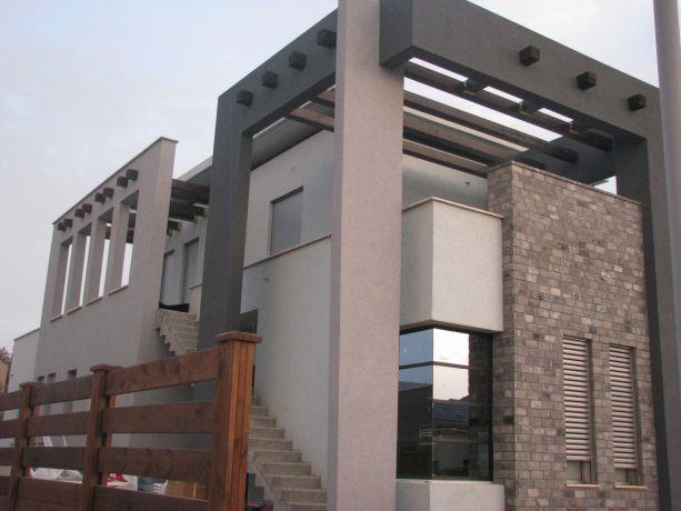 עיצוב מודרני-בניה חדשה