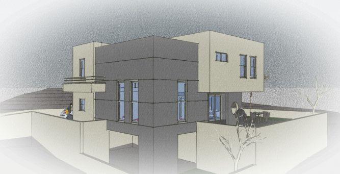 בית פרטי, הדמייה - ArchDesign