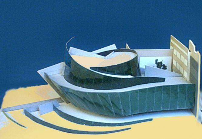 מודל אדריכלי - ArchDesign