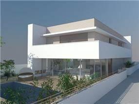 וילה פרטית. בראון חלפין  אדריכלים.