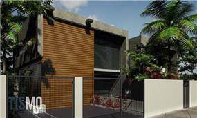 בית פרטי, הדמיה - Tismo Studio