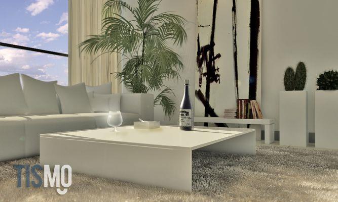 סלון, הדמיה - Tismo Studio