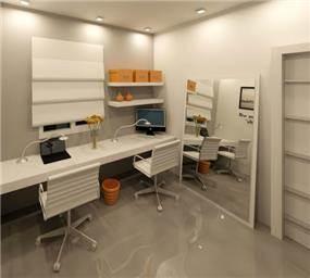 חדר עבודה בעיצוב Love Styling