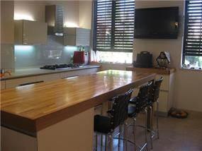 דירה בהרצליה - המטבח