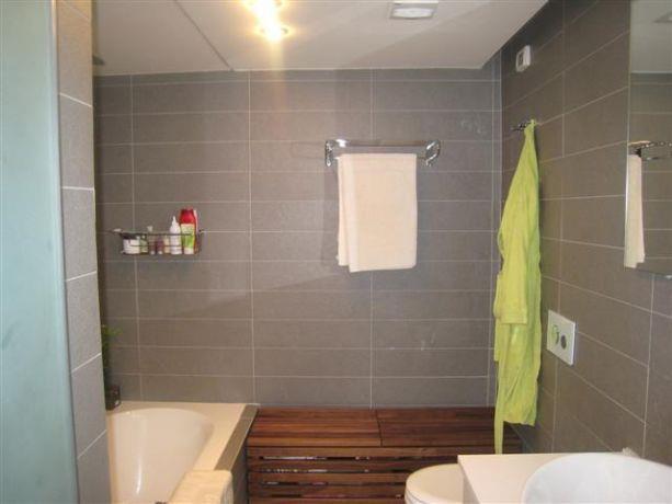 דירה בתל אביב - חדר אמבטיה