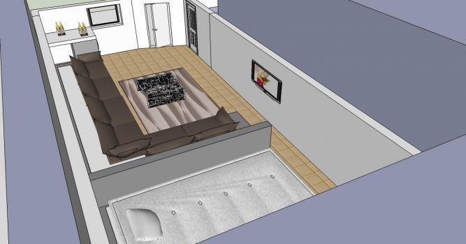 תוספת יחידת דיור לבניין קיים באשקלון