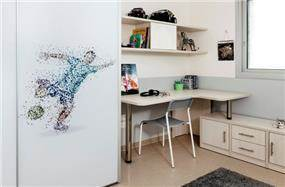 עיצוב חדר ילדים, ענת רגב - אדריכלות אחרת