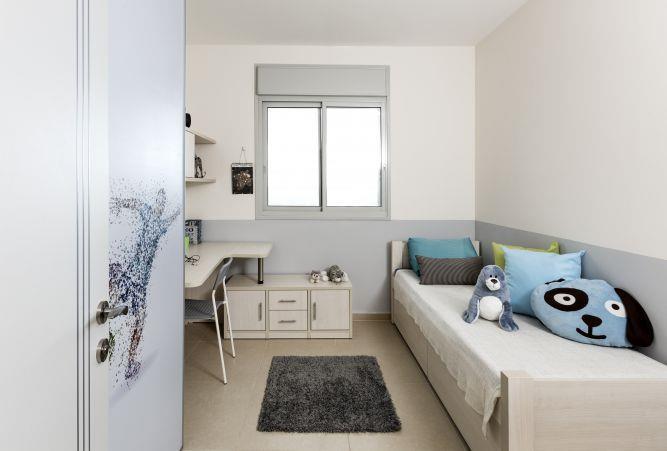 חדר ילדים, ענת רגב - אדריכלות אחרת