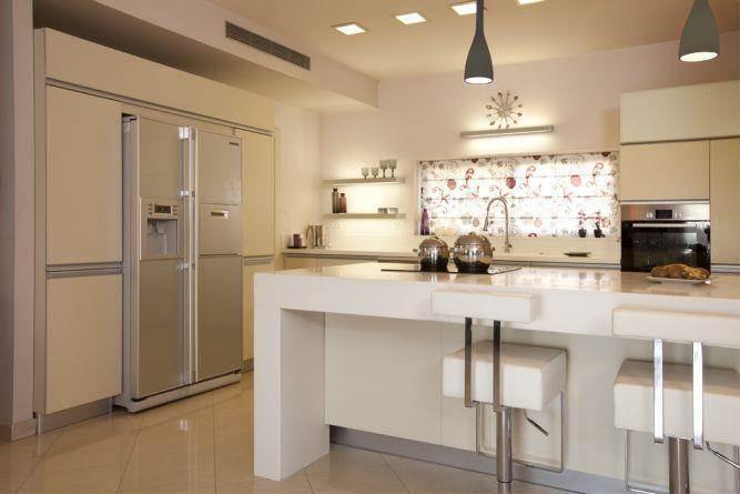 מטבח בעיצוב ענת רגב, אדריכלות אחרת