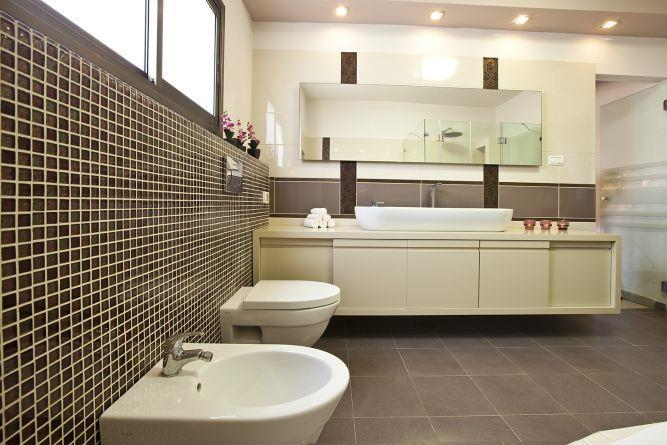חדר רחצה בעיצוב ענת רגב, אדריכלות אחרת