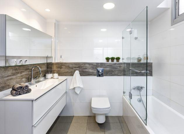 עיצוב חדר אמבטיה, ענת רגב - אדריכלות אחרת
