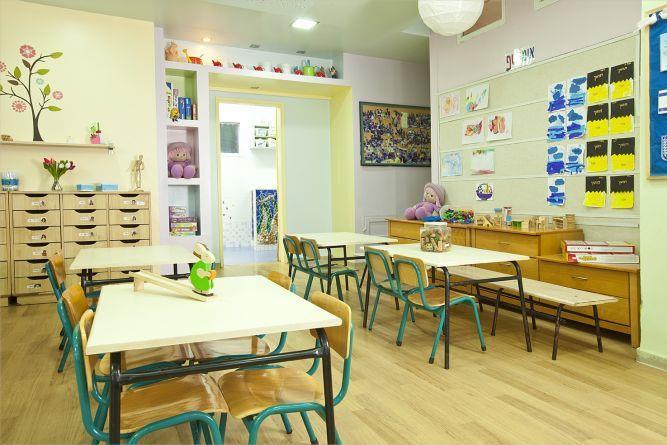 עיצוב גן ילדים, ענת רגב - אדריכלות אחרת