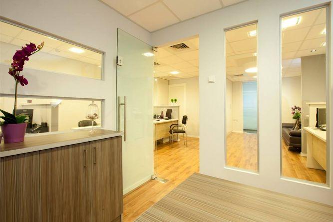 חלל משרדי, ענת רגב - אדריכלות אחרת