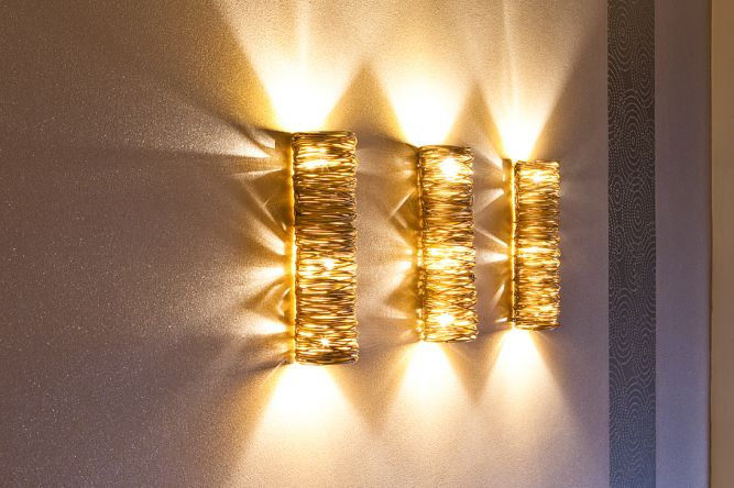 תאורה בחדר מדרגות, ענת רגב - אדריכלות אחרת