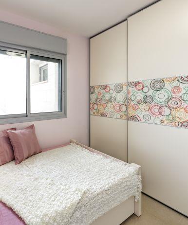 עיצוב חדר ילדות, ענת רגב - אדריכלות אחרת