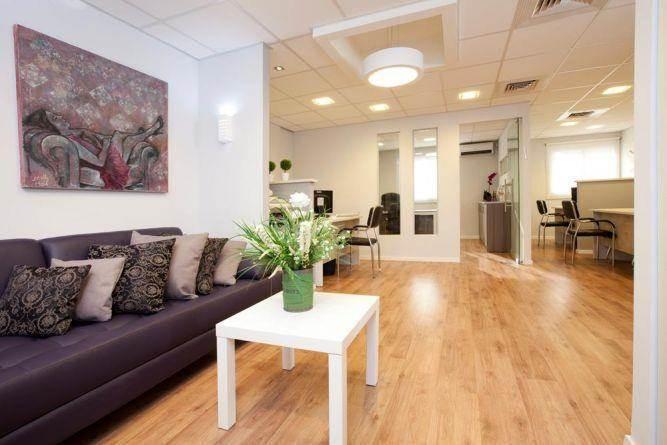 משרדים בעיצוב ענת רגב - אדריכלות אחרת