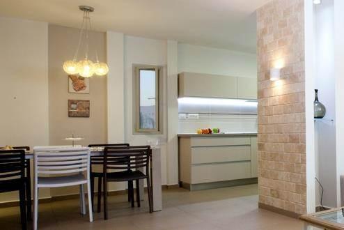 פינת אוכל ומטבח, ענת רגב - אדריכלות אחרת