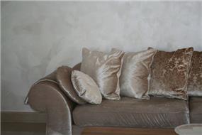 ספה מקטיפה- סגנון אירופאי  עיצוב- ענת רגב