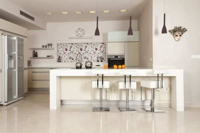 מטבח בעיצוב מודרני, ענת רגב - אדריכלות אחרת