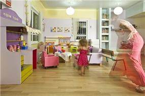 עיצוב גן ילדים, אדריכלות אחרת - ענת רגב