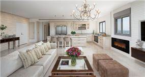 עיצוב דירת יוקרה, ענת רגב- אדריכלות אחרת