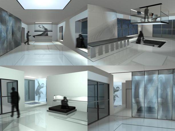 פרויקט גמר_ תכנון ועיצוב חלל פנים