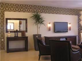 חדר מגורים, תכנון ועיצוב סטודיו קוקולו