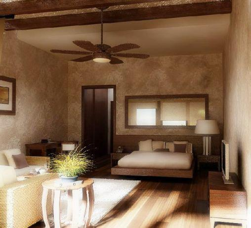 הדמיה לחדר שינה בבית פרטי
