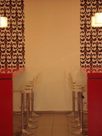 טליה עיצוב פנים ותאורה - חדר אוכל