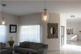 תכנון עיצוב וסטיילינג לחדר מגורים בסגנון מודרני - טליה עיצוב פנים ותאורה