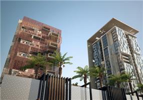 מגדל דירות מגורים - דובאי