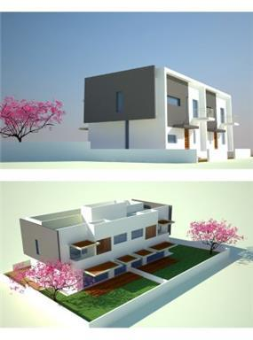 בית סימנטוב-סונק, ראשון לציון. בתכנון