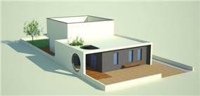 בית טורנהיים, מושב אבן שמואל: בתכנון