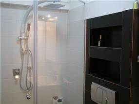 חדר אמבטיה בעיצוב שוש פנקס