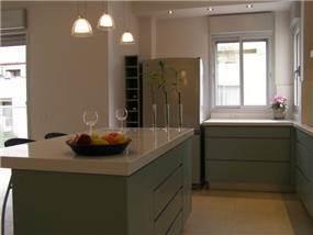 דירה חדשה בצפון תל אביב