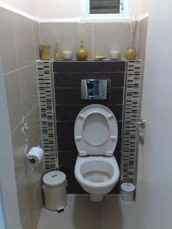 שירותים קלאסי חדשני