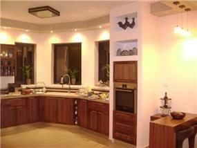 מטבח כפרי עיצוב ותכנון אדריכל mode design