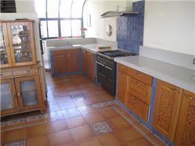 מטבח בדירה תל אביבית